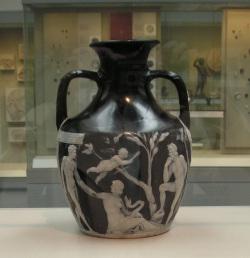 The Portland Vase ポートランドの壺(カメオグラス)