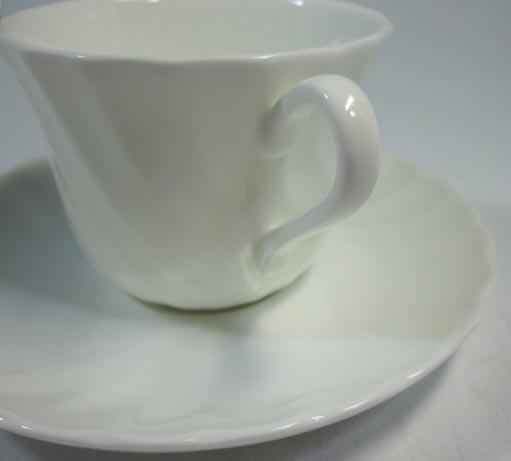 ウェッジウッドWedgwood  キャンドルライト コーヒー カップ&ソーサー【ウェッジウッド廃盤品/個数限定】