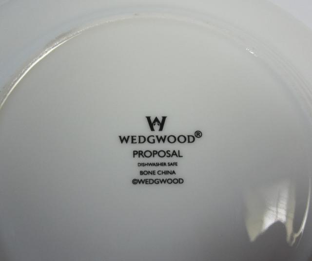 ウェッジウッド Wedgwood プロポーザル 15cmプレート 【アウトレット品】
