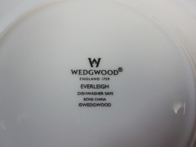 ウェッジウッド Wedgwood エバーリー 15cmプレート