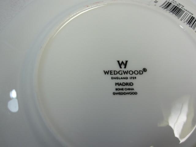ウェッジウッド Wedgwood マドリッド 15cmプレート 【アウトレット品】