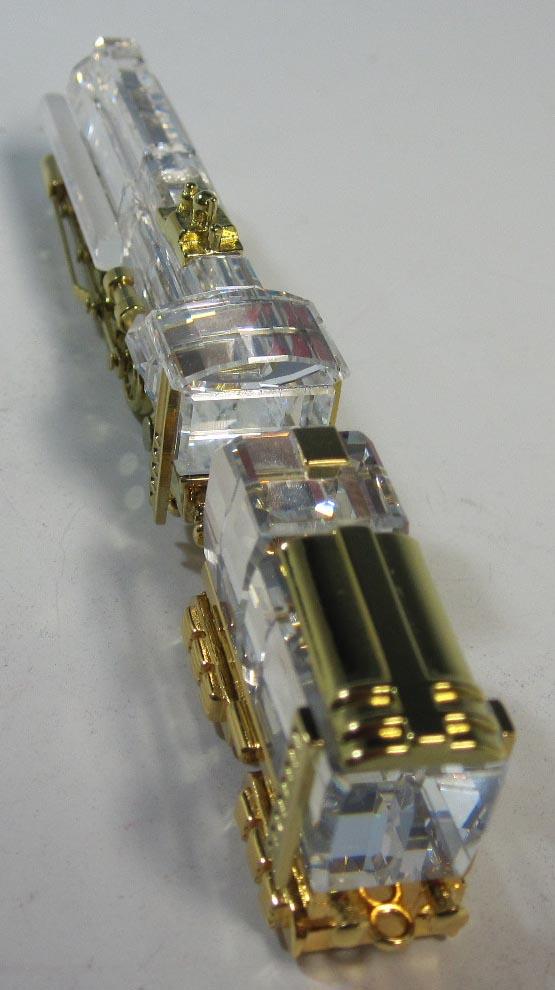 スワロフスキー SWAROVSKI  クリスタルモーメント 機関車 220505 【スワロフスキー廃盤品/在庫1個】