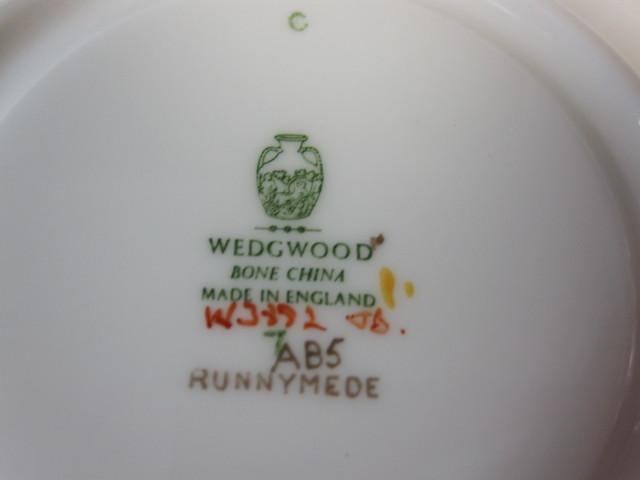 ウェッジウッドWedgwood ラニミードピンク カップ&ソーサー ピオニー【ウェッジウッド廃盤品/個数限定】
