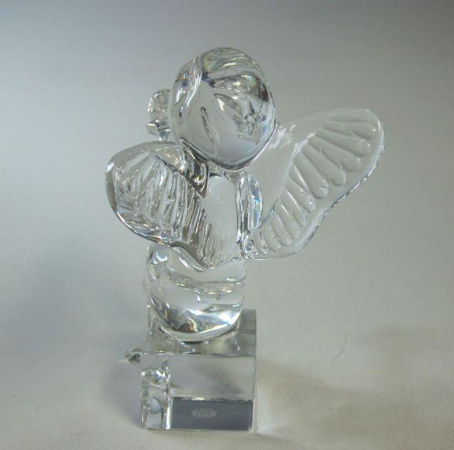 バカラ Baccarat エンジェル 天使  ハートを持つエンジェル