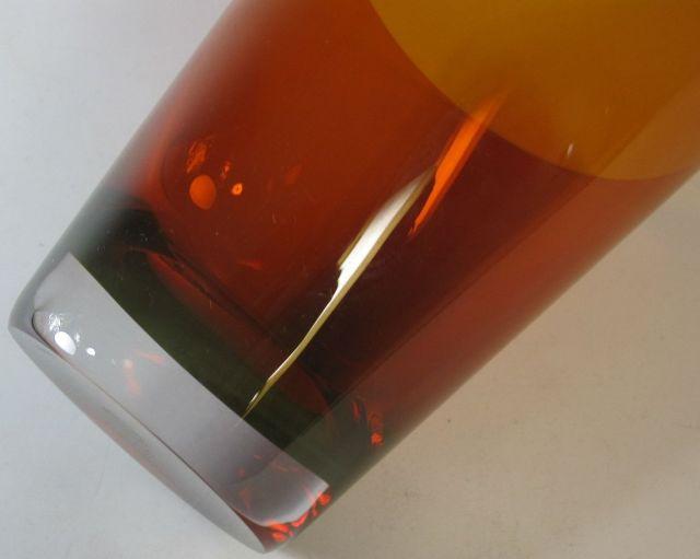 バカラ  Baccarat モザイク オールドファッション (L) オレンジ 2101-682【廃盤品/個数限定】※ボックス不良のため特別価格です
