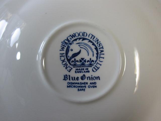 ウェッジウッド(関連商品) ブルーオニオン  ティー カップ&ソーサー【個数限定】
