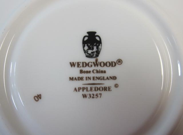 ウェッジウッド Wedgwood アップルドア カップ&ソーサー リー【ウェッジウッド廃盤品/個数限定】