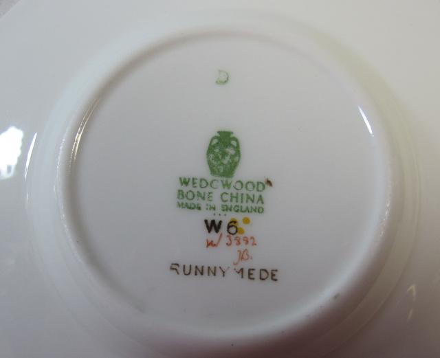 ウェッジウッドWedgwood  ラニミードピンク  カップ&ソーサー  ボンド【ウェッジウッド廃盤品/個数限定】