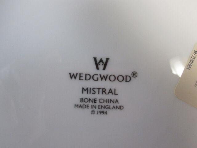 ウェッジウッド Wedgwood ミストラル プレート 27cm 【ウェッジウッド廃盤品/個数限定】